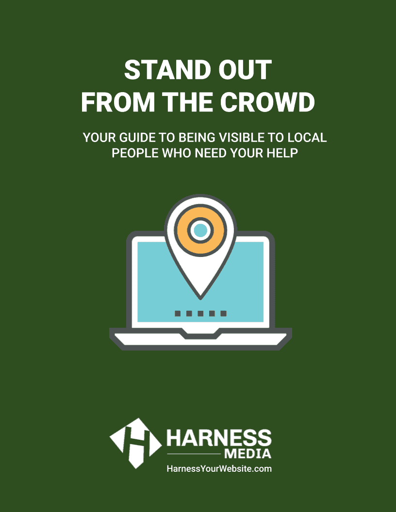 Stand Out From The Crowd: Your Guide to Being Visible to Local People Who Need Your Help