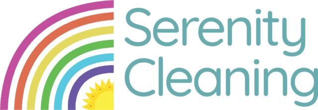 Serenity Cleaning Services logo